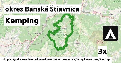 ilustračný obrázok k Kemping, okres Banská Štiavnica