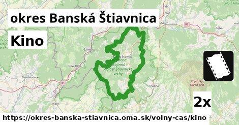 ilustračný obrázok k Kino, okres Banská Štiavnica