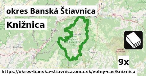 ilustračný obrázok k Knižnica, okres Banská Štiavnica
