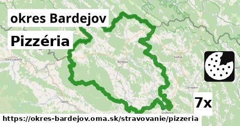 ilustračný obrázok k Pizzéria, okres Bardejov