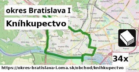 kníhkupectvo v okres Bratislava I