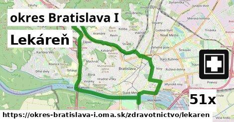 ilustračný obrázok k Lekáreň, okres Bratislava I