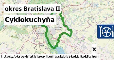 ilustračný obrázok k Cyklokuchyňa, okres Bratislava II