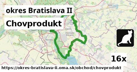 ilustračný obrázok k Chovprodukt, okres Bratislava II