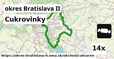 ilustračný obrázok k Cukrovinky, okres Bratislava II