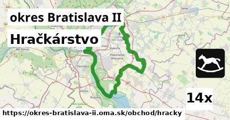 hračkárstvo v okres Bratislava II