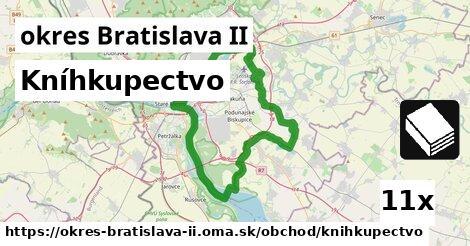 kníhkupectvo v okres Bratislava II
