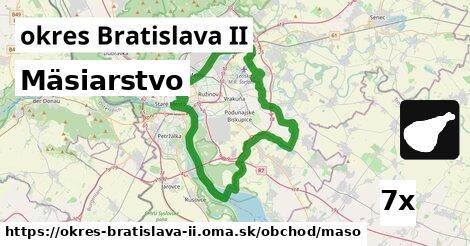 ilustračný obrázok k Mäsiarstvo, okres Bratislava II