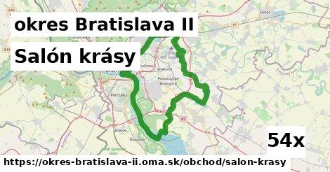 salón krásy v okres Bratislava II