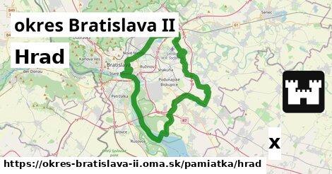 ilustračný obrázok k Hrad, okres Bratislava II