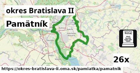 ilustračný obrázok k Pamätník, okres Bratislava II
