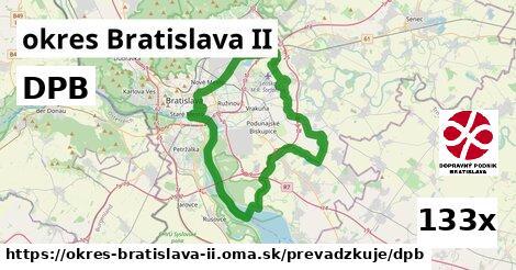 DPB v okres Bratislava II