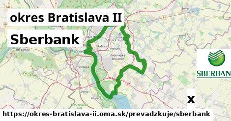 ilustračný obrázok k Sberbank, okres Bratislava II