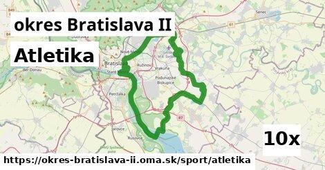 atletika v okres Bratislava II