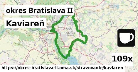 kaviareň v okres Bratislava II
