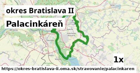 ilustračný obrázok k Palacinkáreň, okres Bratislava II