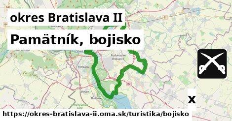 ilustračný obrázok k Pamätník, bojisko, okres Bratislava II