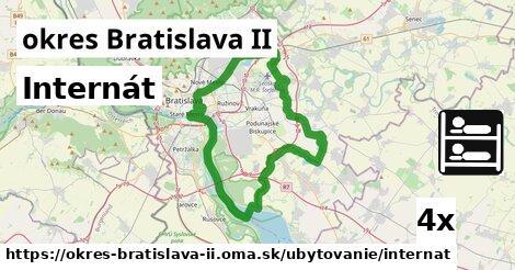 ilustračný obrázok k Internát, okres Bratislava II