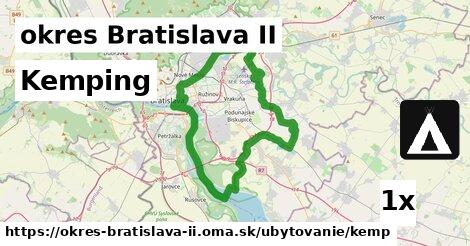 ilustračný obrázok k Kemping, okres Bratislava II