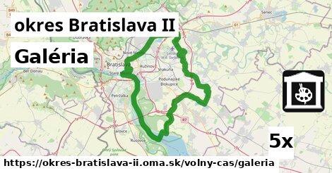 ilustračný obrázok k Galéria, okres Bratislava II