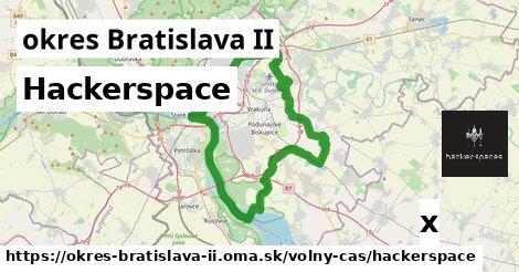 hackerspace v okres Bratislava II