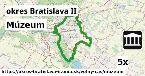 ilustračný obrázok k Múzeum, okres Bratislava II