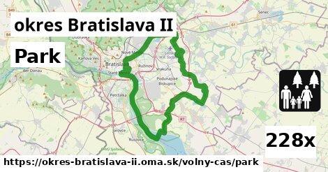 ilustračný obrázok k Park, okres Bratislava II
