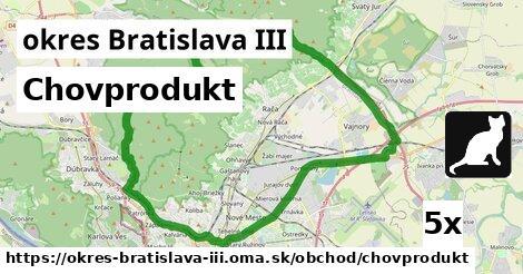 ilustračný obrázok k Chovprodukt, okres Bratislava III