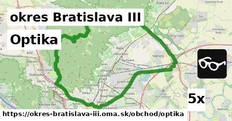 ilustračný obrázok k Optika, okres Bratislava III