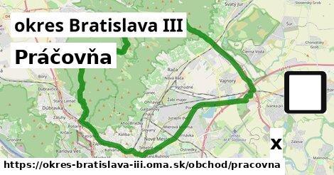 ilustračný obrázok k Práčovňa, okres Bratislava III