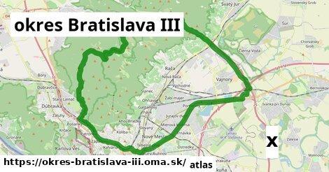 Reklama v okres Bratislava III