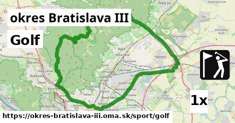 ilustračný obrázok k Golf, okres Bratislava III