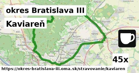 ilustračný obrázok k Kaviareň, okres Bratislava III