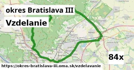 vzdelanie v okres Bratislava III