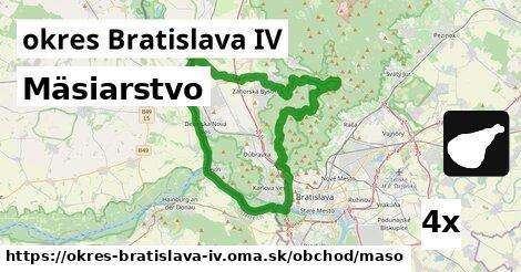 ilustračný obrázok k Mäsiarstvo, okres Bratislava IV