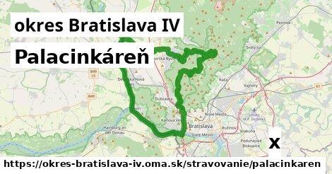 ilustračný obrázok k Palacinkáreň, okres Bratislava IV