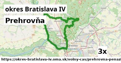 ilustračný obrázok k Prehrovňa, okres Bratislava IV