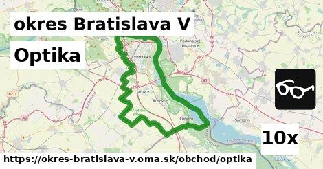 ilustračný obrázok k Optika, okres Bratislava V