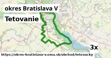 ilustračný obrázok k Tetovanie, okres Bratislava V