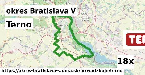 ilustračný obrázok k Terno, okres Bratislava V