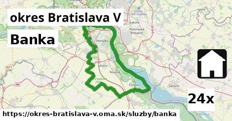ilustračný obrázok k Banka, okres Bratislava V