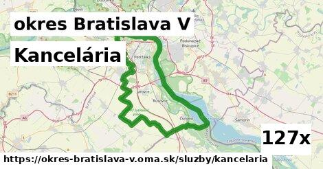 ilustračný obrázok k Kancelária, okres Bratislava V