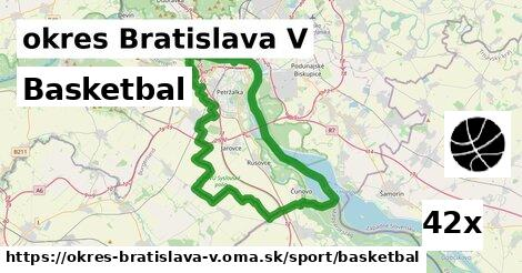 basketbal v okres Bratislava V