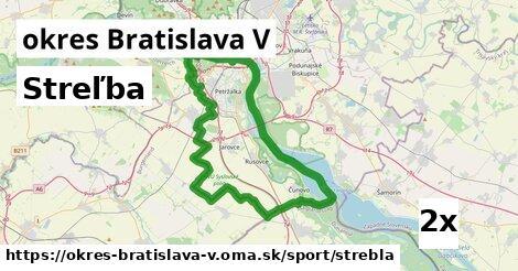 ilustračný obrázok k Streľba, okres Bratislava V