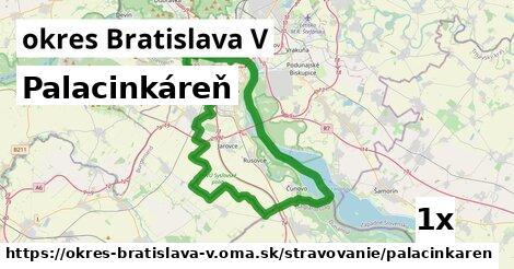 ilustračný obrázok k Palacinkáreň, okres Bratislava V