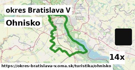 ilustračný obrázok k Ohnisko, okres Bratislava V