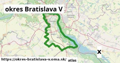 strom v okres Bratislava V