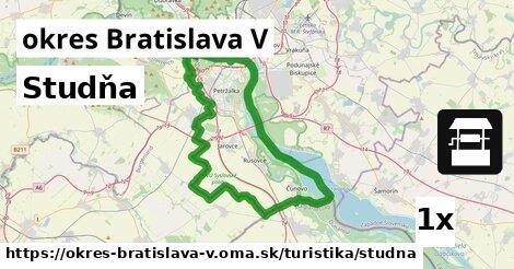 ilustračný obrázok k Studňa, okres Bratislava V