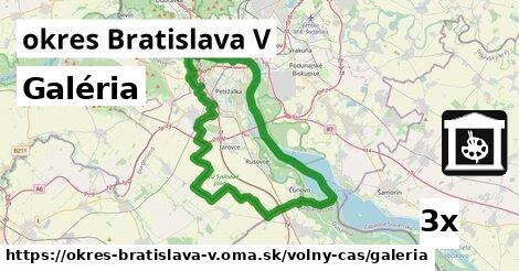 galéria v okres Bratislava V