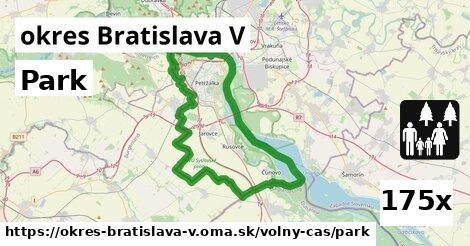 ilustračný obrázok k Park, okres Bratislava V